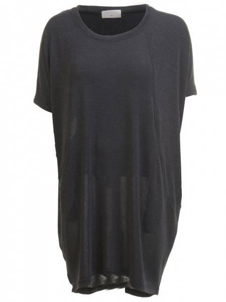 Barfota, Knitted thin dress dark grey